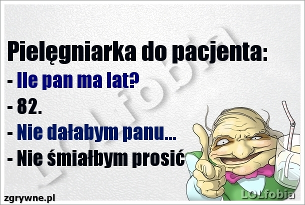 Szpitalny humor :)
