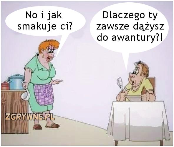 Stare małżeństwo... :)