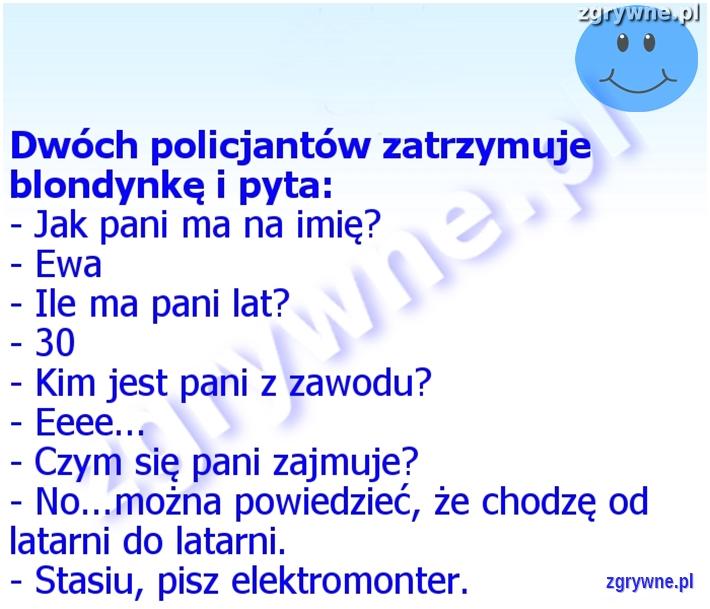 Ha ha ha... Elektromonter :)