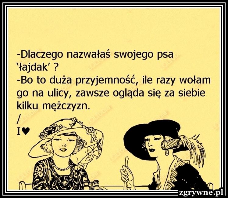 Kobiecy humor...
