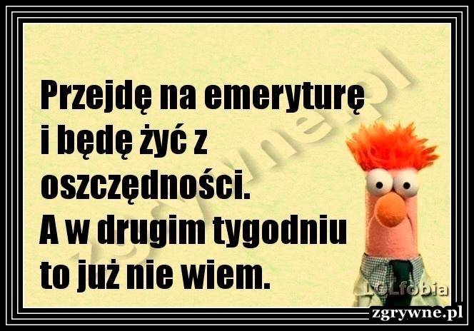 Cała prawda o polskich emerytach...