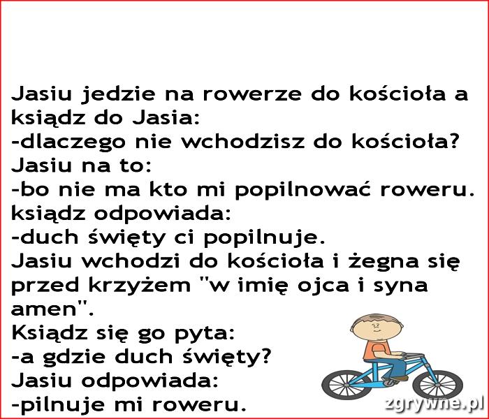 Rezolutny Jasio...