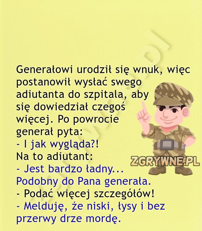 Szczery żołnierz... :)