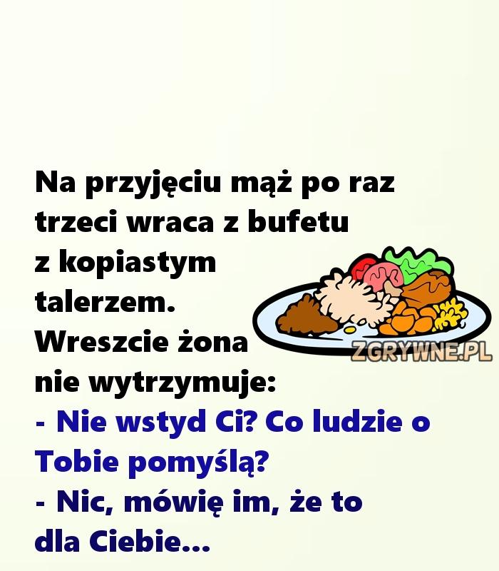 Wesołkowaty mąż :)