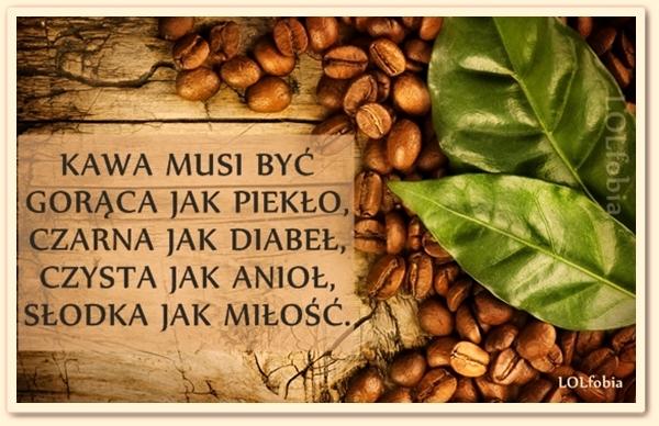 29 września Międzynarodowy Dzień Kawy.