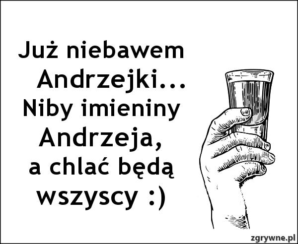 Już niebawem Andrzejki...