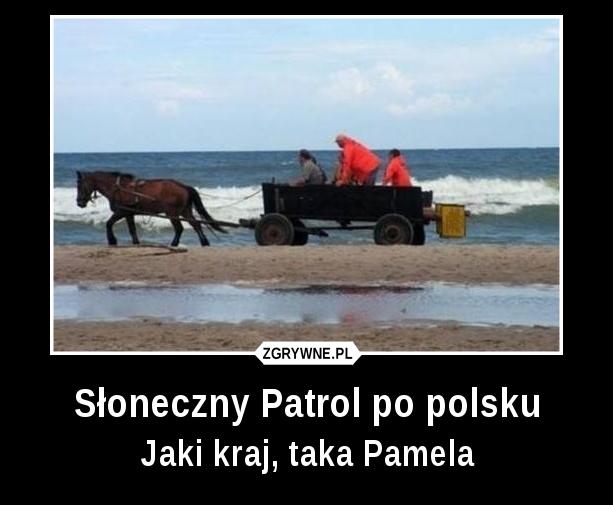 Słoneczny Patrol po polsku...