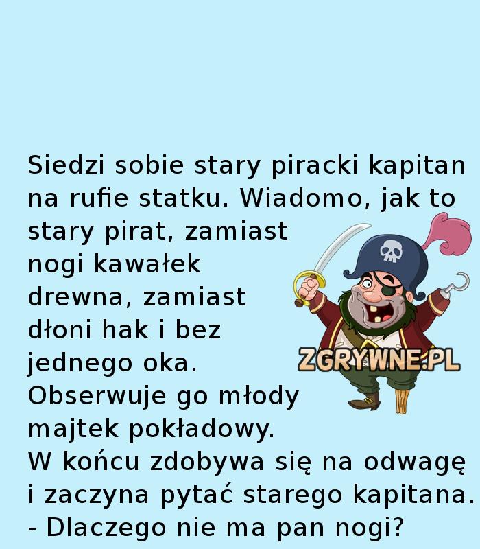 Historia pewnego pirata... ;)