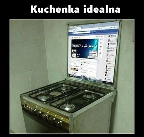 Kuchenka idealna