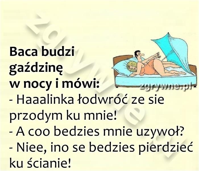 Halinka jak Halny... :)