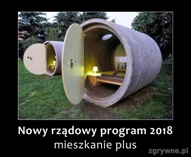 Nowy rządowy program 2018 :)