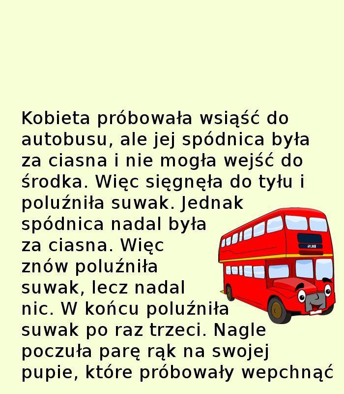 Tymczasem w autobusie... ;)