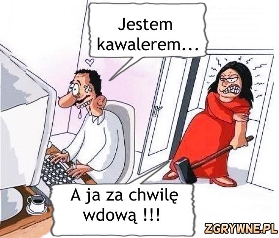 Miłość, miłość w internecie... :)