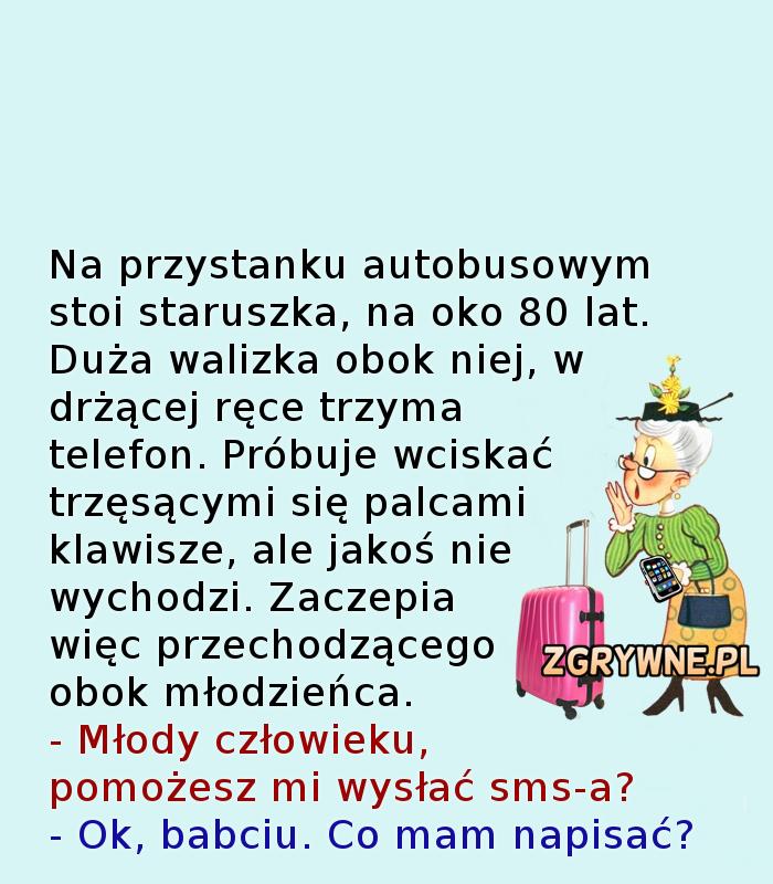 Babcine amory i humory... ;)