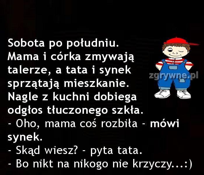 Kumaty synek... :)