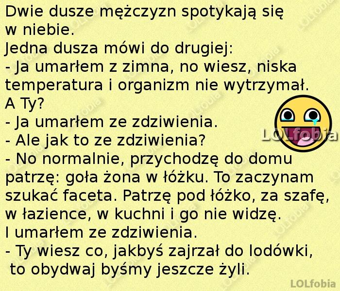 Dobry humor :)